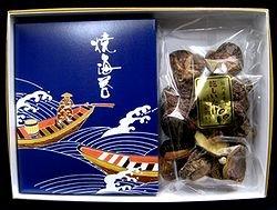 画像1: 仏事用「特選」焼海苔3帖と椎茸セット
